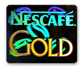 Original security hologram Nescafe